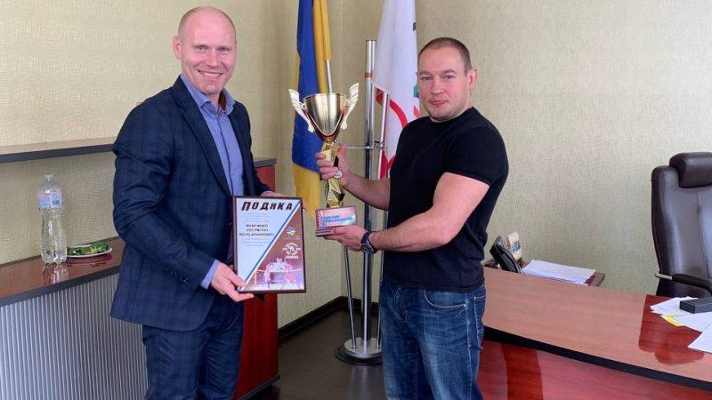 В Харькове обговорены планы развития ММА в Харьковской области